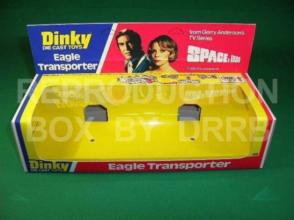 Dinky #359 Eagle Transporter - Reproduction Box